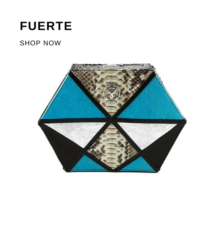 Fuerte Collection House of Sheens Python Leather