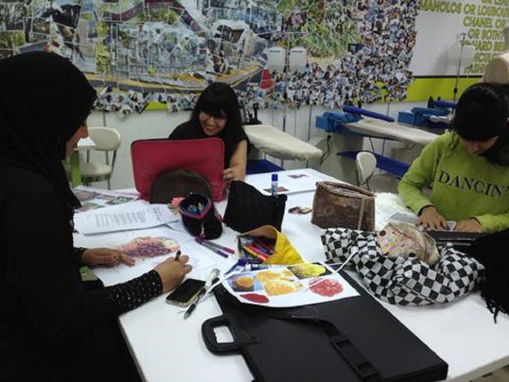 Collaboration with MDIS School of Fashion and Design