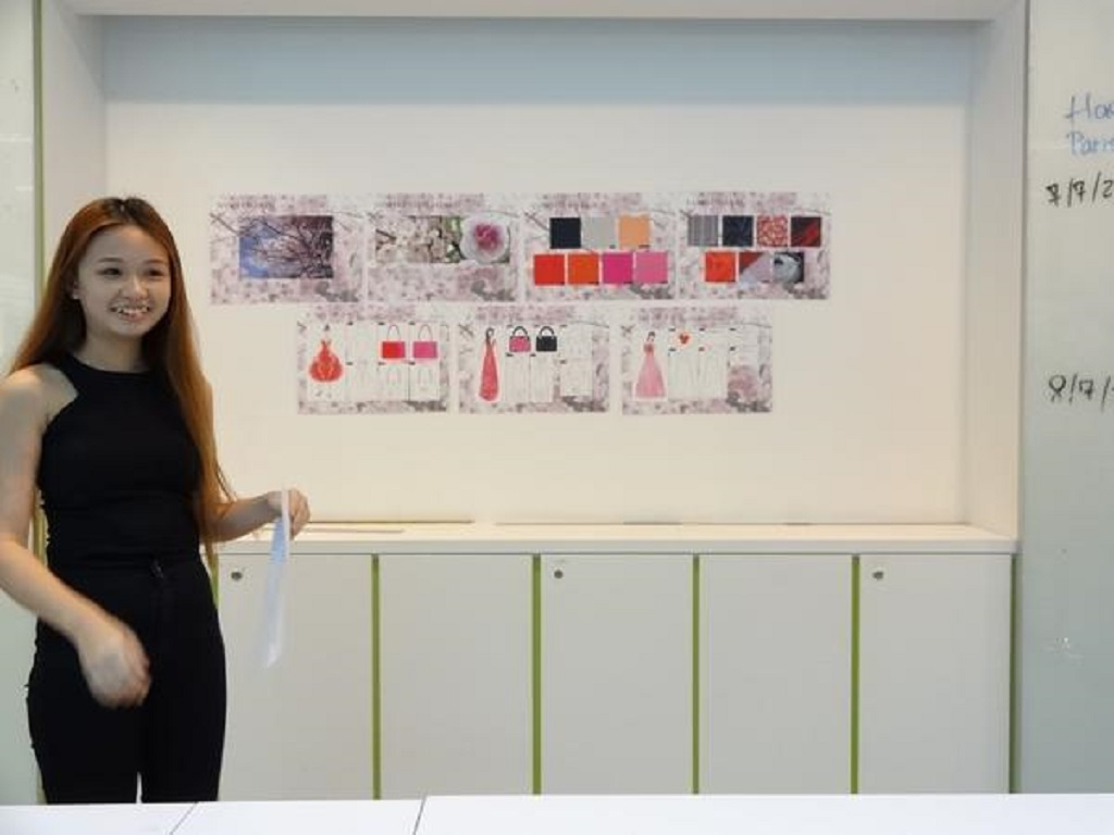 House of Sheens – MDIS Design Collaboration 2nd Runner-up: Finella Ang