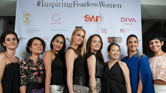 Event Coverage of #InspiringFearlessWomen By Tatler