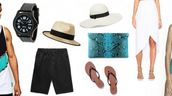 Style Tips: What to wear to a pool party?