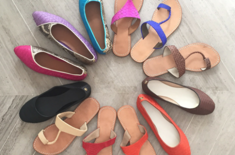 House of Sheens Shoe Sale