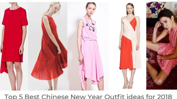 Top 5 Best Chinese New Year outfits ideas for 2018