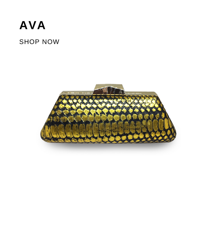 Ava Collection House of Sheens Clutches