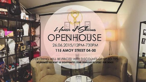 House of Sheens' Open House '15